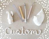 Custom Clay Dwelling