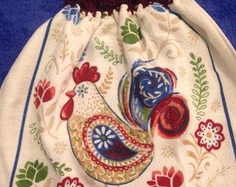 Crocheted Dish Towel