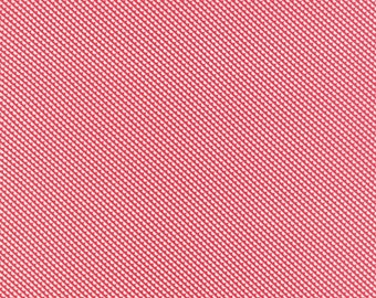 Little Ruby cotton red and white fabric by Bonnie and Camille for Moda fabric 55132 11