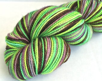 Twisted MCN Sock Yarn in Cuprum - Summer Collection - In Stock