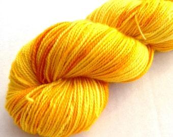 Twisted MCN Sock Yarn in Goldilocks - New Spring Colorway - In Stock