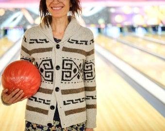 The Knitter's Dude Cardigan Sweater PDF Knitting Pattern