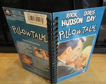 Pillow Talk VHS Box Notebook