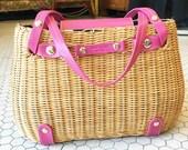 Kate Spade Basket Handbag