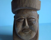 Hand made wooden sculpture RESERVED