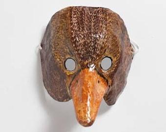 mallard mask