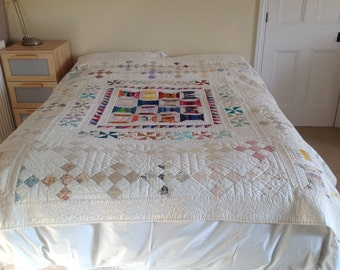 The Left-Over quilt