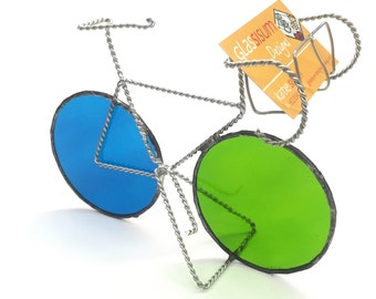 Custom made: Bicycle Business Card Stand