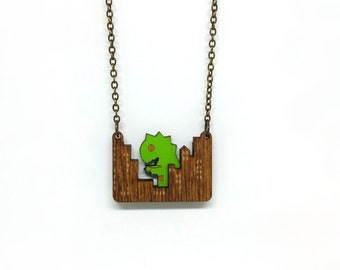 Little Monster Necklace