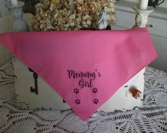 Dog Bandanna - Medium