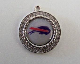 Buffalo Bills Inspired Football Charm/Pendant, Y9