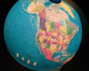 Replogle World Horizon Illuminated Globe