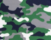 Camouflage Fleece Blanket- Pink or Green Plus White and Pink Timber- Black Friday/Cyber Monday SALE!!!