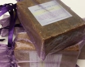 African Black Soap - 3 BARS