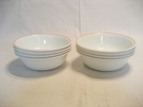 1980s ice cream bowl giveaway with purchase