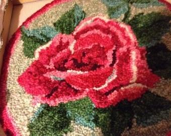 Rose Chair Pad