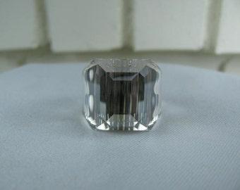 Swarovski Nirvana ring size 6.75