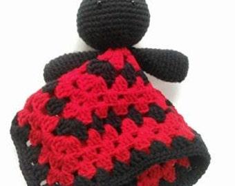 Ladybug Security Blanket