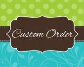 Custom Listing for Stephanie BK