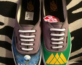 Destiny Themed Vans