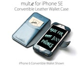 iPhone SE Convertible Wal...