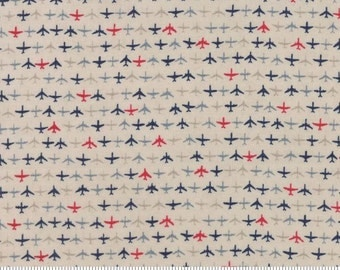 Moda - Flight by Janet Clare - Flight Aeroplanes Multi