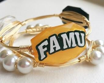 FAMU Gameday Bangle Bracelet
