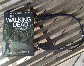 The WALKING DEAD Invasion Book Purse - Made to Order hand bag