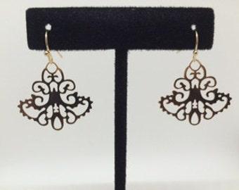 India inspired earrings
