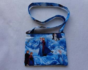 Kid's Crossbody Bag: Frozen 4