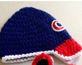 Cleveland Indians Inspired Beanie