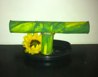 Sunflower Jewelry Holder