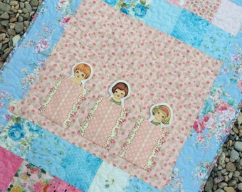 PATTERN for Dolly in a Pocket Quilt