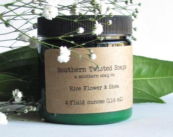 Rice Flower and Shea Body Lotion