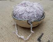Large Lacy Ceramic Yarn Bowl