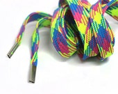 2 PCS Colorful Lacing Shoelaces for Crafts, Sewing , Accessories