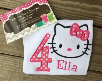 Hello Kitty Birthday shirt!