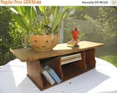 25% OFF Rustic Solid Wood Worn Vintage Letter Box, Wall Mounted, Desk Caddy, Box