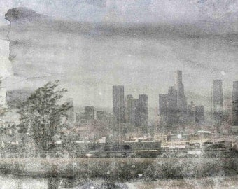 "Hazy View. Canvas Print by Irena Orlov 40x30"""