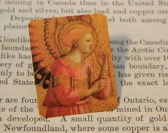 Angel Lapel Pin Brooch Jewelry Inspirational jewelry