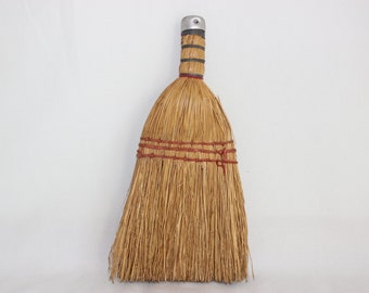Vintage Whisk Broom Made in Hungary