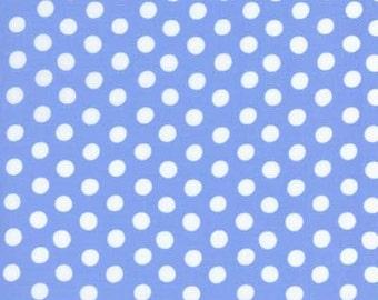 Kaffe Fassett for Rowan & Westminister - Spots - China Blue - GP-70 - Quilt Fabric - 1/2 Yard Cotton Quilt Fabric 516