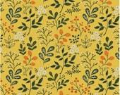 Berries & Flowers in Sunshine - Gardening - Dinara Mirtalipova - Windham Fabrics - 1 Yard
