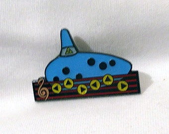 Legend of Zelda Ocarina of Time Ocarina enamel pin