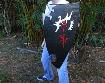Dark Elf War Shield
