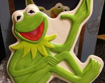 Muppets Kermit Trivet