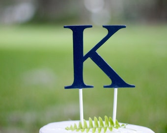 """Monogram Letter K Classic Font 