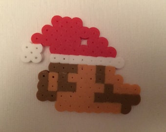 Mario Christmas Tree Ornament