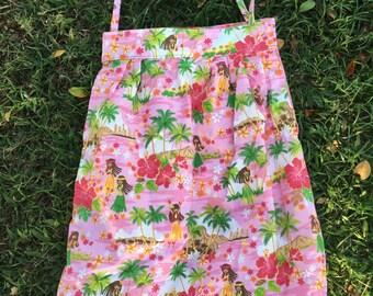 Hula Girl Bag
