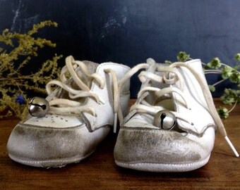 antique baby leather shoes children shoes